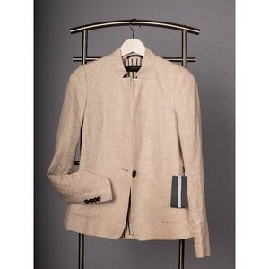 Zara Linen Jacket (New with Tags)